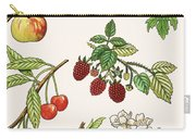 Unidentified Montage Of Fruit Carry-all Pouch