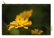 Unidentified Yellow Flower Carry-all Pouch