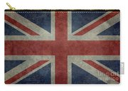 Union Jack 3 By 5 Version Carry-all Pouch