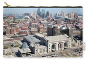 Union Station And Downtown Kansas City Carry-all Pouch