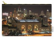 Union Station At Night Carry-all Pouch