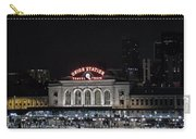 Union Station Denver Colorado 2 Carry-all Pouch