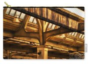 Union Station Roof Structure Carry-all Pouch