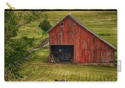 Unique Barn In The Palouse Carry-all Pouch