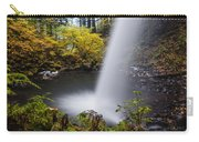 Unique View Of Ponytail Falls Carry-all Pouch