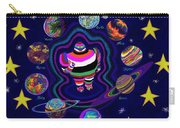 United Planets Of Eurotrazz Carry-all Pouch
