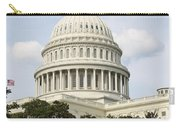 United State Capitol Dome Washington Dc Carry-all Pouch
