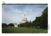 United State Capitol  Washington Dc Carry-all Pouch