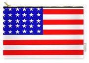United States 30 Stars Flag Carry-all Pouch