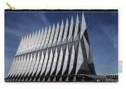 United States Air Force Academy Cadet Chapel Carry-all Pouch