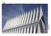 United States Airforce Academy Chapel Colorado Carry-all Pouch