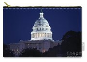 United States Capitol Building Carry-all Pouch