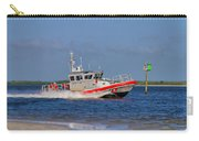 United States Coast Guard Carry-all Pouch by Kim Hojnacki