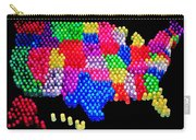 United States Of Lite Brite Carry-all Pouch