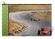 United States Riverside Grand Prix 1967 Carry-all Pouch