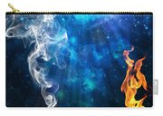 Universal Energies At War Carry-all Pouch
