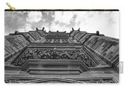University Of Sydney-black And White Carry-all Pouch