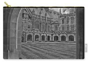 University Of Sydney-black And White V3 Carry-all Pouch