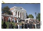 University Of Virginia Rotunda Graduation Carry-all Pouch