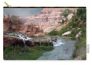 Unspoiled Waterfall Carry-all Pouch