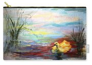 Untitled Watercolor       Carry-all Pouch
