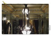 Unusual Lighting Fixture In Laduree On The Champs De Elysees Carry-all Pouch
