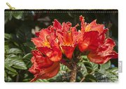 Unusual Tulips Carry-all Pouch