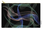 Unveiled Dream Digital Art Carry-all Pouch