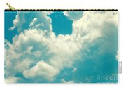 The Kiss Of The Clouds Carry-all Pouch