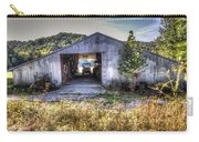 Up At The Barn Carry-all Pouch