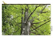 Up The Oak Tree Carry-all Pouch