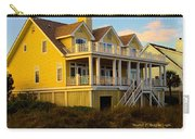 Up The Stairs At Isle Of Palms Carry-all Pouch