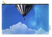 Up Through The Atmosphere Carry-all Pouch by Juli Scalzi
