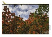 Up To The Sky Carry-all Pouch