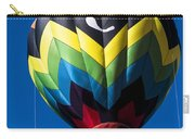 Up Up And Away In My Beautiful Balloon Carry-all Pouch by Edward Fielding