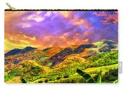 Upcountry Maui Sunset Carry-all Pouch