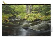 Upper Bear River In Early Autumn Nova Carry-all Pouch