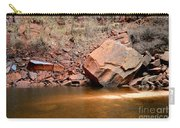 Upper Emerald Pools At Zion National Park Carry-all Pouch