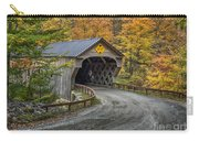 Upper Falls Covered Bridge Carry-all Pouch