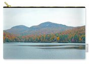 Upper Lake Toxaway In The Fall 2 Carry-all Pouch