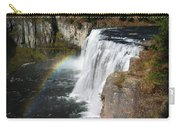 Upper Mesa Falls Idaho Carry-all Pouch