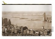 Upper New York Bay Vintage Carry-all Pouch