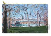 Upper Rapids Of Niagara Falls Ny Carry-all Pouch