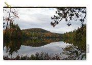 Upper Saranac Bay In Fall Carry-all Pouch