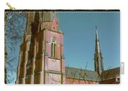 Uppsala Cathedral Spires  Carry-all Pouch