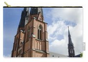 Uppsala Cathedral - Sweden Carry-all Pouch