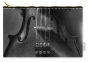 Upright Violin Bw Carry-all Pouch