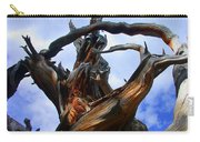 Uprooted Beauty Carry-all Pouch by Shane Bechler