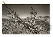Uprooted - Bryce Canyon Sepia Carry-all Pouch