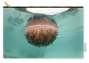 Upside-down Jellyfish Cassiopea Carry-all Pouch